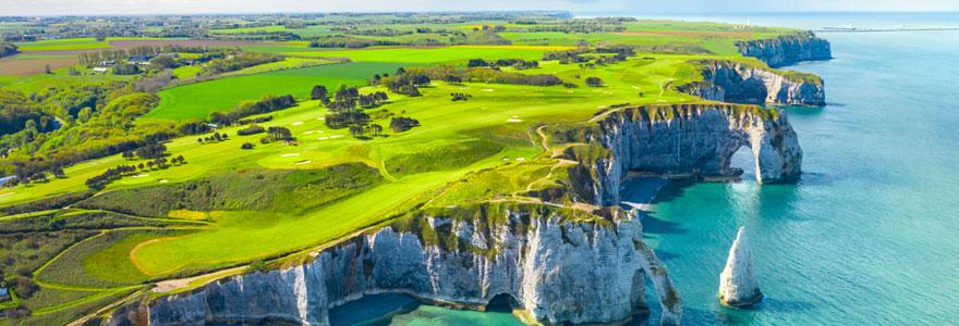 Séjour en Normandie,